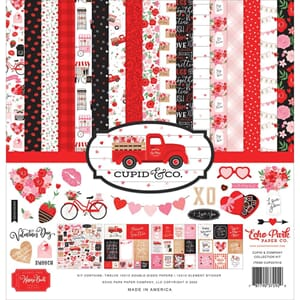 Echo Park: Cupid & Co. Collection Kit, 12x12 inch