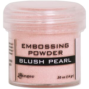 Ranger: Blush Pearl - Embossing powder 1oz