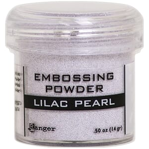 Ranger: Lilac Pearl - Embossing powder 1oz