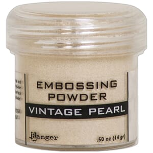 Ranger: Vintage Pearl - Embossing powder 1oz