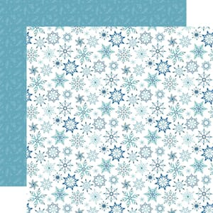 Echo Park Paper: Magic Snowflake - Winter Magic