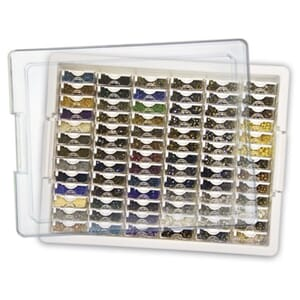 Elizabeth Ward's: Tiny Bead Storage Tray, 13.75x10.5x2inch
