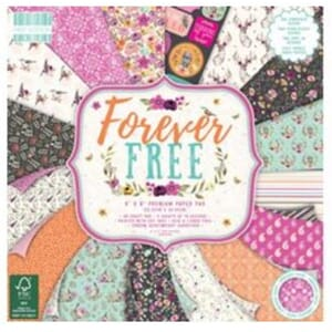 First Edition: Forever Free Paper Pad, 8x8 inch