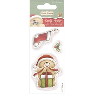 docrafts: Christmas Stocking - Forever Friends Mini Stamps
