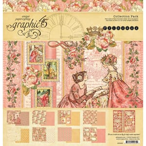 Graphic 45: Princess Paper Pad, 12x12