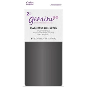 Gemini GO Accessories - Magnetic Shim, 2/Pkg