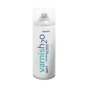 Ghiant H2O Varnish Matt Spray, 400 ml