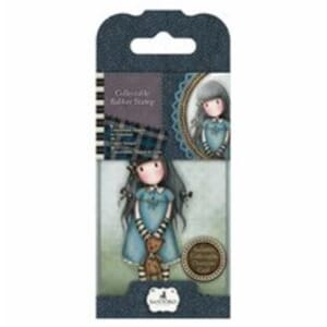 Gorjuss: Forget Me Not, mini stamps, 1/Pkg