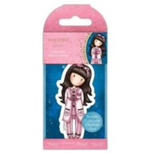 Gorjuss: Goodnight Gorjuss, mini stamps, 1/Pkg