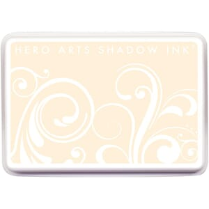 Hero Arts: Soft Vanilla Shadow Ink Pad