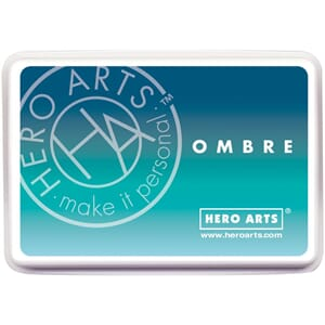 Hero Arts: Pool To Navy - Ombre Ink Pad