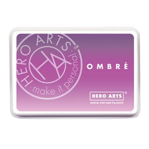 Hero Arts: Lilac To Grape - Ombre Ink Pad
