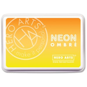 Hero Arts: Yellow To Orange - Ombre Ink Pad