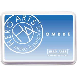 Hero Arts: Soft Sky To Indigo - Ombre Ink Pad