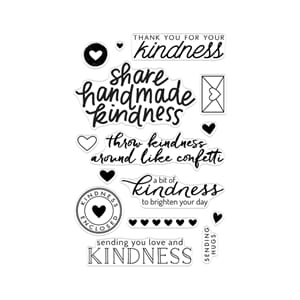 Hero Arts: Acts of Kindness Clear Stamps