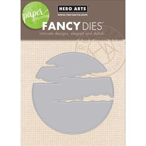 Hero Arts: Safari Sunset Fancy Dies