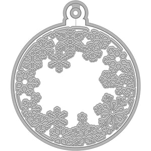 Hero Arts: Snowflake & Ornament Fancy Dies