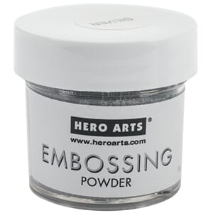 Hero Arts: Silver - Embossing Powder, 1oz