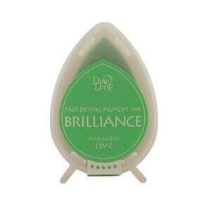 Brilliance Dew Drop - Pearlescent Thyme Pigment Ink Pad
