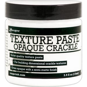 Ranger: Crackle Texture Paste 4oz