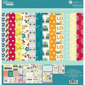 Jillibean Soup: Bohemian Brew Collection Pack, 12x13