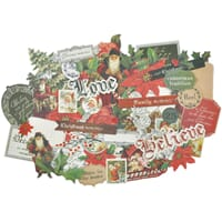 Kaisercraft: Letters To Santa Collectables Die-Cuts