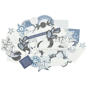 Kaisercraft: Stargazer Collectables Cardstock Die-Cuts