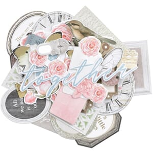 Kaisercraft: Lady Like Collectables Die-Cuts