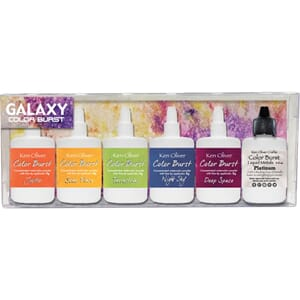 Ken Oliver: Galaxy - Color Burst Powder, 6/Pkg