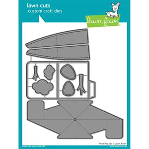 Lawn Fawn: Pivot Pop-Up Lawn Cuts Die