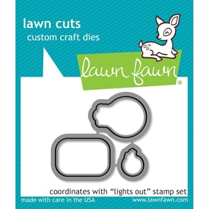 Lawn Fawn: Lights Out - Lawn Cuts Die