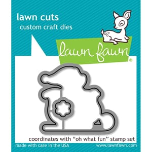 Lawn Fawn: Oh What Fun Cuts Custom Craft Die