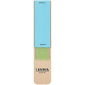 Lyra: Coarse & Fine - Sandpaper Block W/10 Sheets