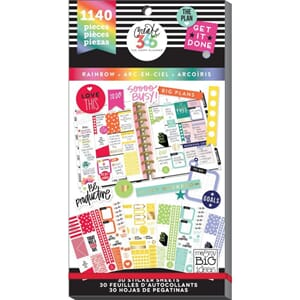 Create 365 Happy Planner - Planner Basic Sticker Value Pack