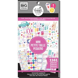 Create 365 Happy Planner - Encourager Sticker Value Pack
