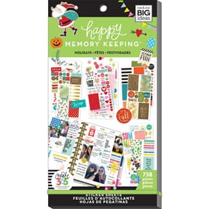 Create 365 Happy Planner Planner - Seasons & Holidays, 738/P