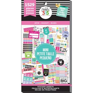 Create 365 Happy Planner Planner - Mom Mini, 1529/Pkg