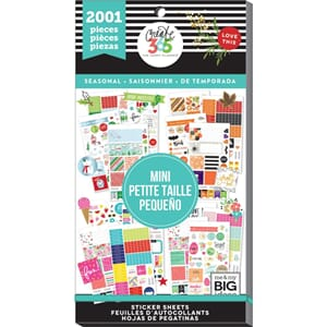 Create 365 Happy Planner Planner - Seasonal 2 - Mini, 2001/P