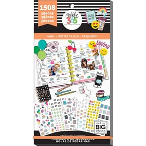 Create 365 Happy Planner - Mini icons Sticker Value Pack