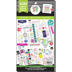 Create 365 Happy Planner - Teacher Sticker Value Pack