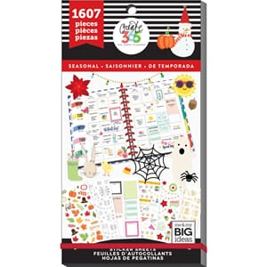 Create 365 Happy Planner - Seasonal Sticker Value Pack