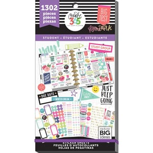 Create 365 Happy Planner - Yay student Sticker Value Pack