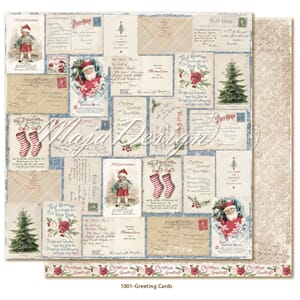 Maja Design: Greeting Cards - Christmas Season