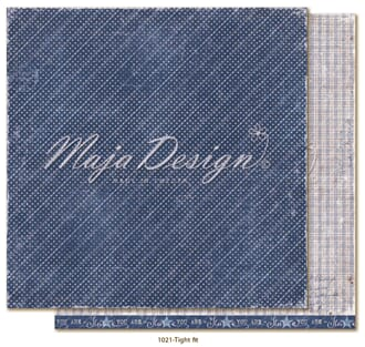 Maja Design: Tight fit - Denim & Girls