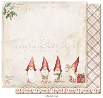 Maja Design: Santa´s Elves - Traditional Christmas