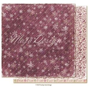 Maja Design: Frosty mornings - Winter is coming