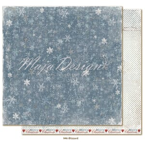 Maja Design: Blizzard - Joyous Winterdays
