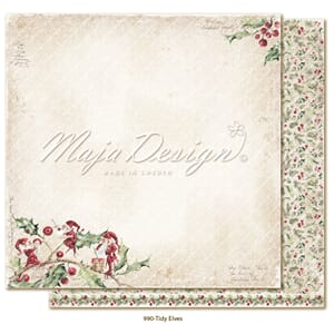 Maja Design: Tidy Elves - Christmas Season