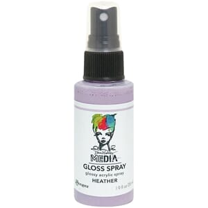 Dina Wakley: Heather - Media Gloss Sprays, 2oz