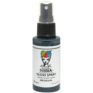 Dina Wakley: Medieval - Media Gloss Sprays, 2oz